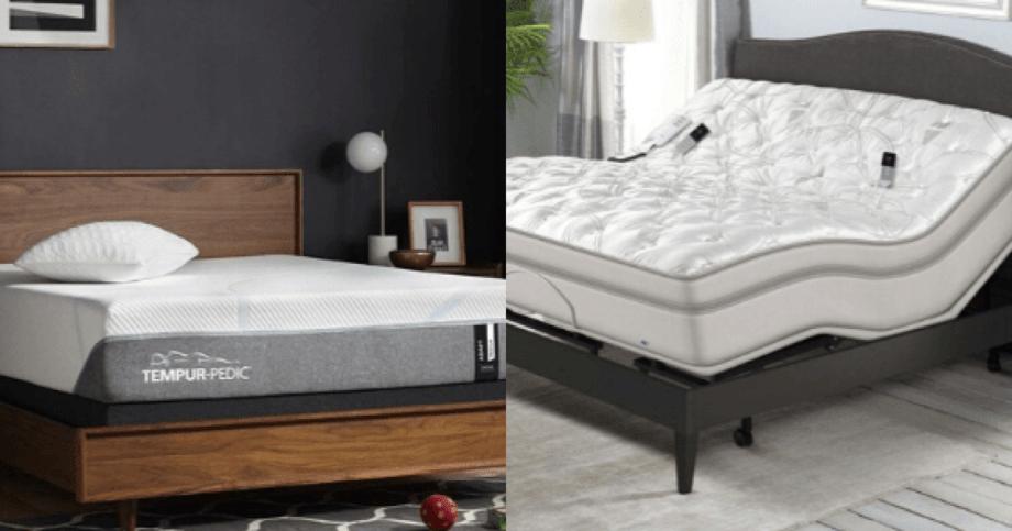 Picture of: Tempurpedic Vs Sleep Number 2020 Best Luxury Options