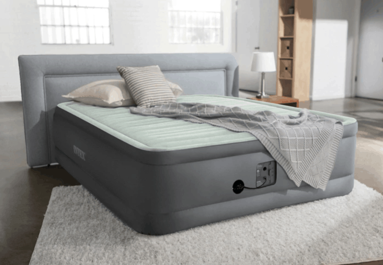 Intex Air Mattress Review, Intex Inflatable Queen Bed