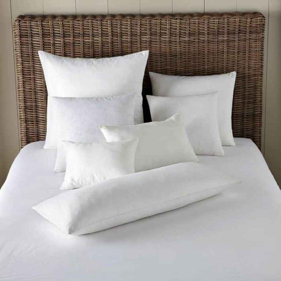 Pillow Size Guide Everything You Need To Know
