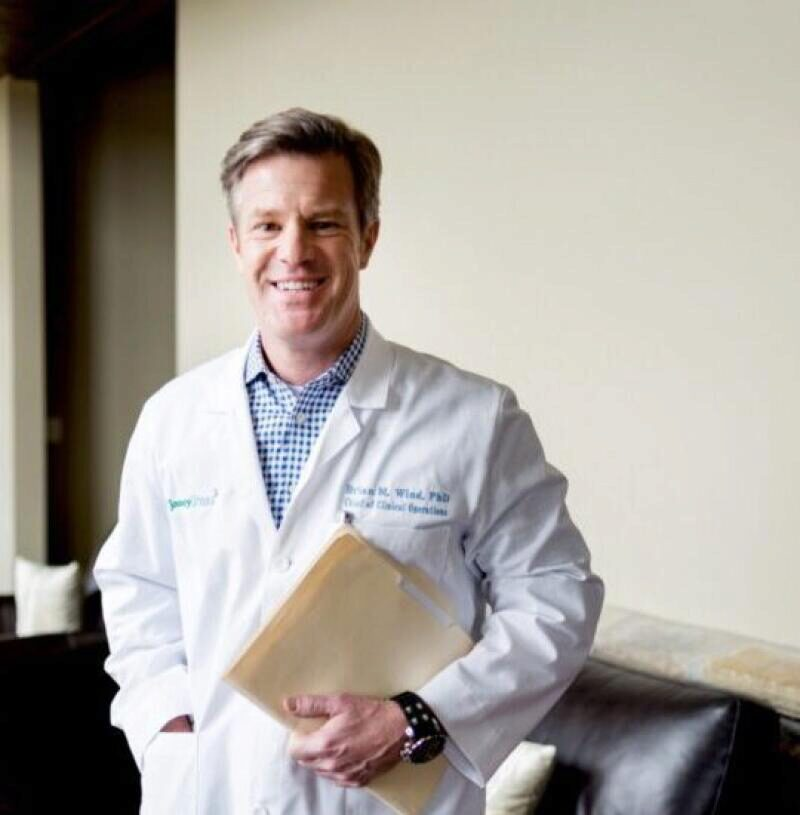Dr. Brian Wind